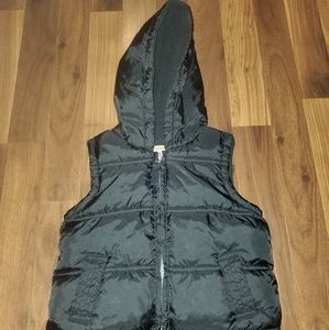 Hooded Gymboree Puffer Vest
